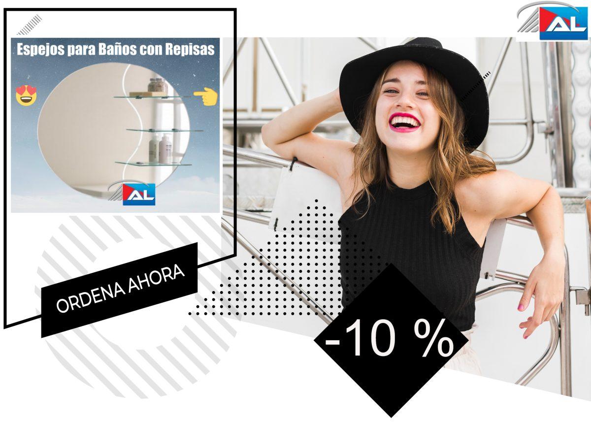 ¡AL FIN! Atractivos Tipos de Espejos,espejo octagonal y espejos libro Que Se Ajusta A Mi Sala y Baño! - Tegucigalpa 2236 2071