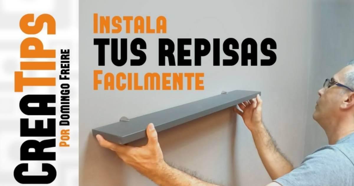 REPISAS de VIDRIO para BAÑO REPISAS FLOTANTES para sala – Instalación de repisas minimalistas