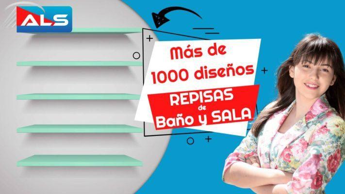 Repisas-de-baño-&-sala-con-soportes-modernos-en-pared-10%-de-Descuento-Tegucigalpa